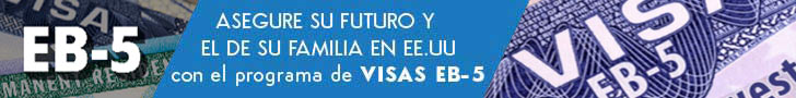 Visa Americana de Inversionista EB5 con residencia
